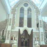 教会 入口