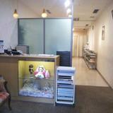 ヘアメイク室