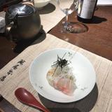 レストランいちおしの出汁鯛茶漬け