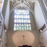 大聖堂が素敵です!