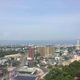 雲海からの景色