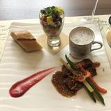 試食会でのワンプレート料理