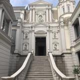 チャペルからの階段