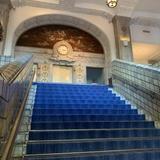 本館の階段