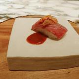 和牛の手まり寿司です。