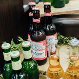 ウェルカムドリンクの世界のビール