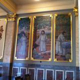 特別室の壁1