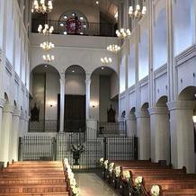 大聖堂座席
