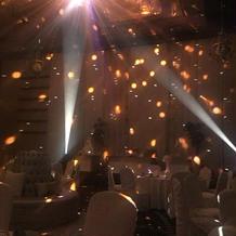 ライトシンフォニーの演出2