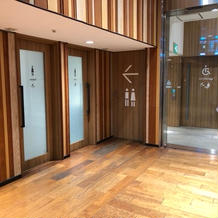 トイレは12階の他に2階にある