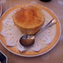 パイの包み焼き(あわび入り)