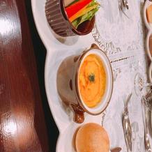 ウニグラタンスープ