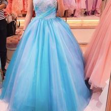 カラードレス。