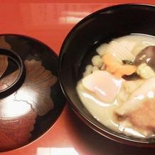 金沢といえば治部煮。治部煮椀もすてき