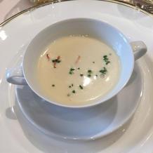 大根とジャガイモのスープ