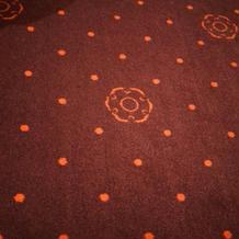 会場の絨毯