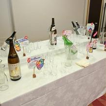 日本酒の紹介を自分たちできました!