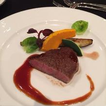 お肉は柔らかく、野菜も美味しかったです