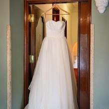 持ち込みドレス