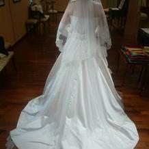 イタリア製のドレス