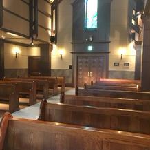 教会式会場