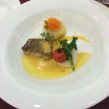 魚は美味しいと評判でした。