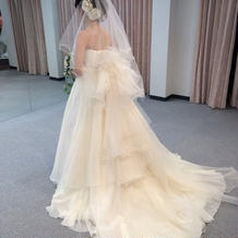 可愛いドレスが沢山あり、迷ったー!