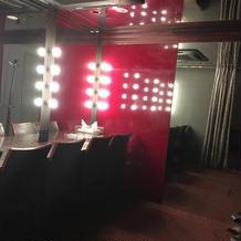 ステージ側控室