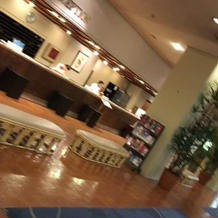 ホテルカウンター