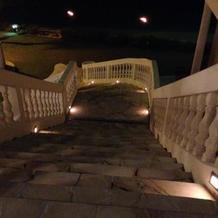 チャペル長階段
