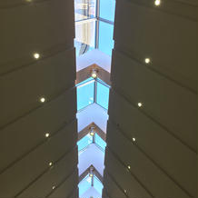 チャペル天井