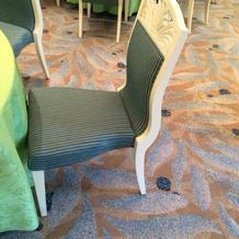 椅子が可愛いです