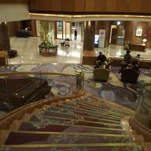 階段で写真が撮れます