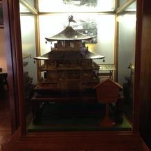 富士屋ホテルオブジェ