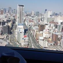 高層階の眺め