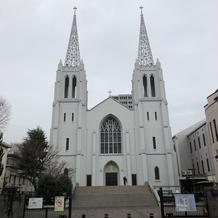 外観から素晴らしい立派な教会