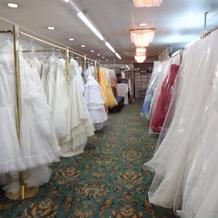 衣装の部屋