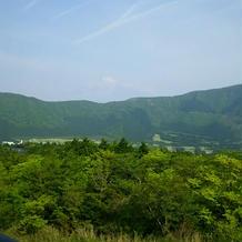 富士見和室から見える富士山!