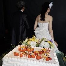 ケーキまで美味でした!