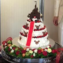 素敵なケーキ作ってもらいましょう!