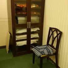 アンティーク調の家具