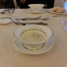 オニオンクリームスープ