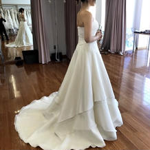 提携店舗1つ目前撮りドレス