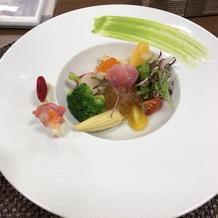 フレッシュなお野菜でした。