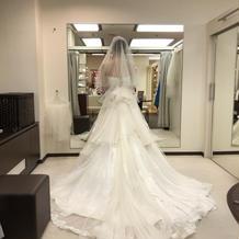 素敵なドレスです。