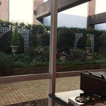 ケンジントンテラスの観賞用ガーデン