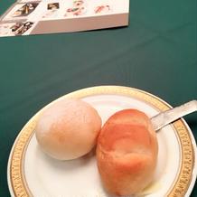 パンも美味しかったです