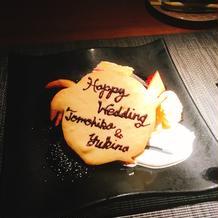 コナンのクッキーありがとうございました!