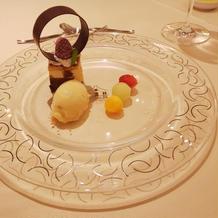 フルコース9:デザート