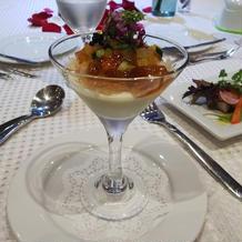 試食の前菜:魚系